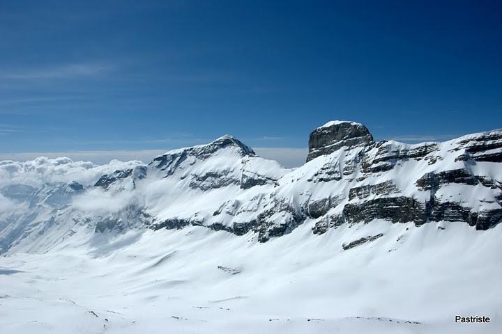 Mont Perdu et le Cylindre