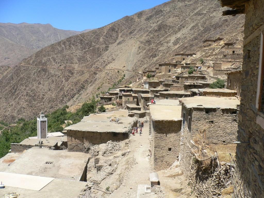 village ourzdine