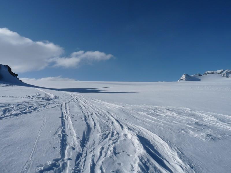 Glacier Roche Ferran