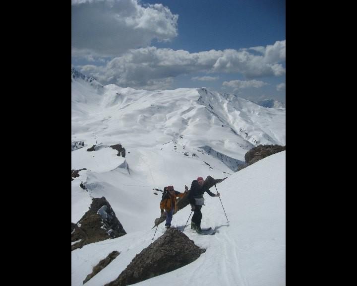 La dernière montée au Mont Coin