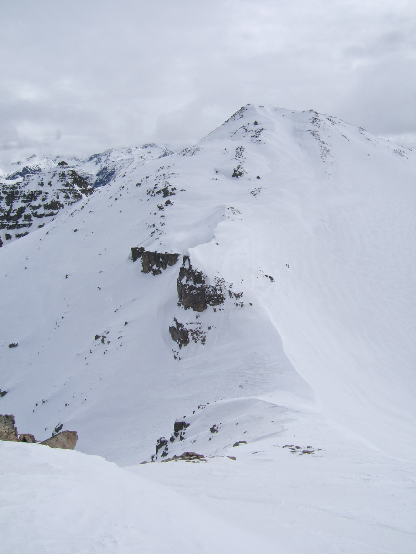 Col du Petit Valloar.