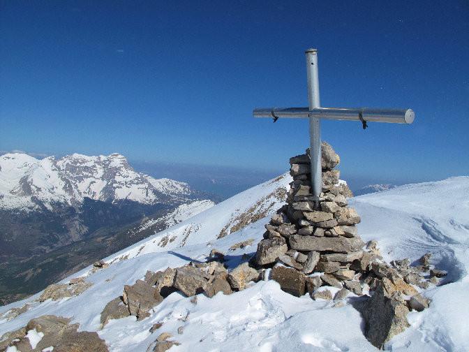 Sommet de la Tête de Claudel (2563 m)
