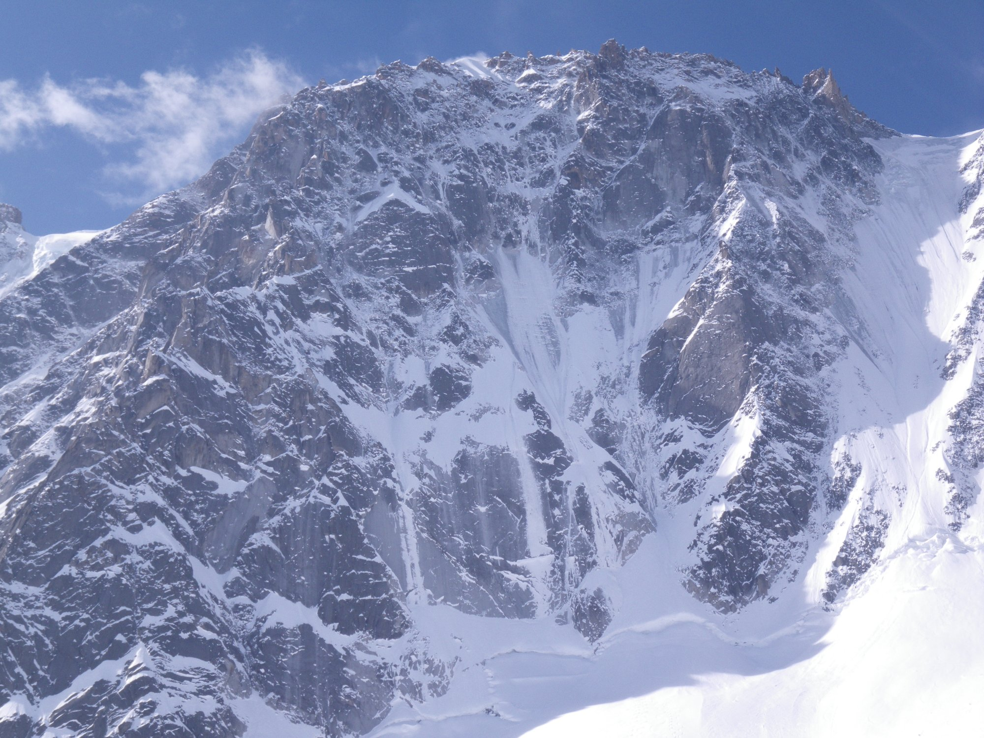 Les Grands Montets Chamonix Mont Blanc France