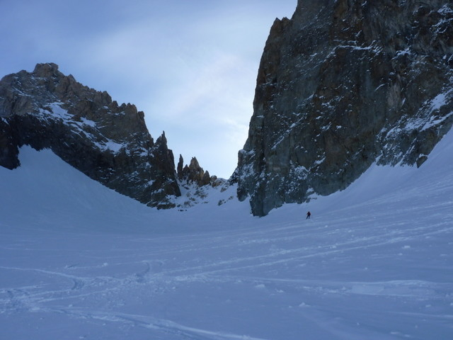 Col de la Casse Déserte : belle ambiance
