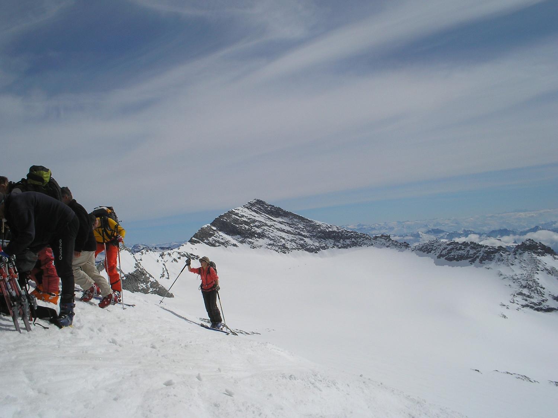 Monte Leone dal Breithorn