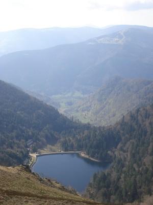 Lac de Schiessrothried et Wormsa