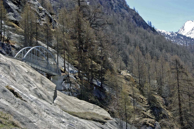 Pont Almagellerbach
