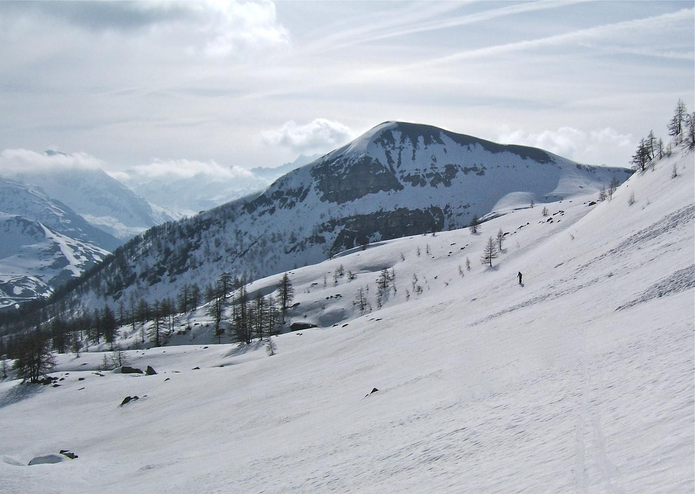 Prochain objectif la Cime de l'Alpe.