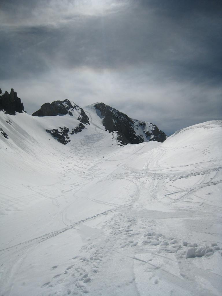 Voie normale du Mt Perdu