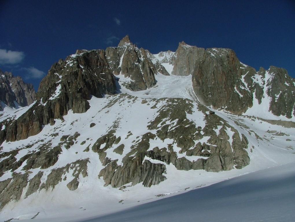Glacier du Milieu : l'intégralité de la descente
