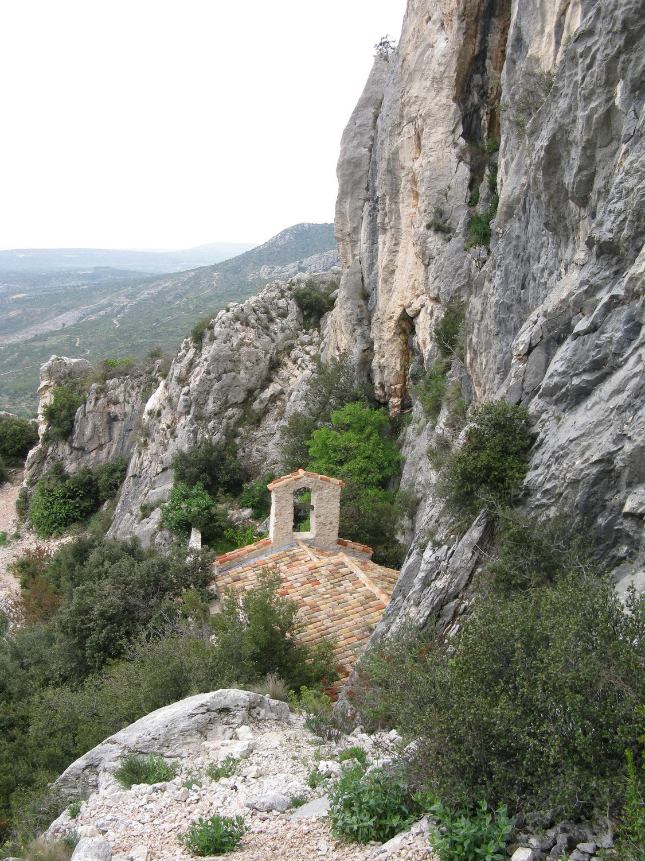 La chapelle de Saint Ser.