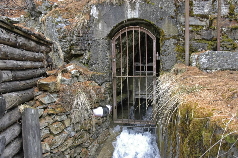Sortie Tunnel Visperterminen