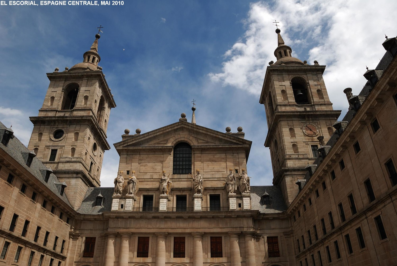 Monastère de l'Escorial