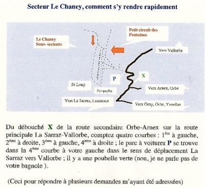 Plan dklzzwxh:0000accès rapide au Chaney