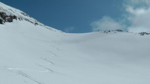 Combe de l'Emay : neige candidate au top 2 de la meilleure glisse de la saison