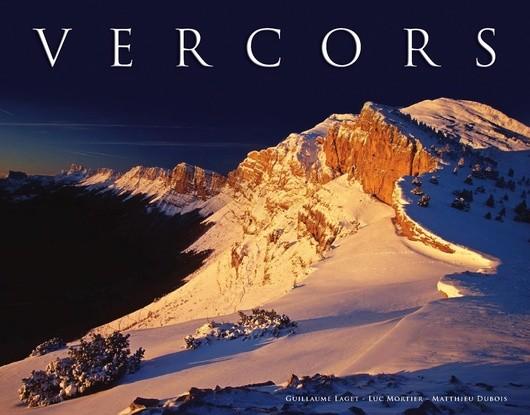 """couverture du livre """"Vercors"""", Guillaume Laget"""