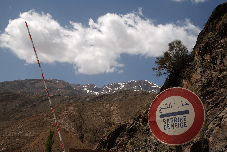 Route du Tizi'n Tichka