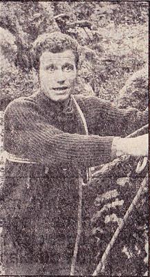 Années 1960, Daniel Cochand, guide de haute montagne