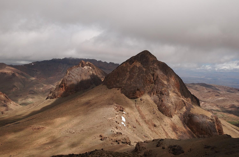 Tours de Tiqwine (Djebel Sirouah)