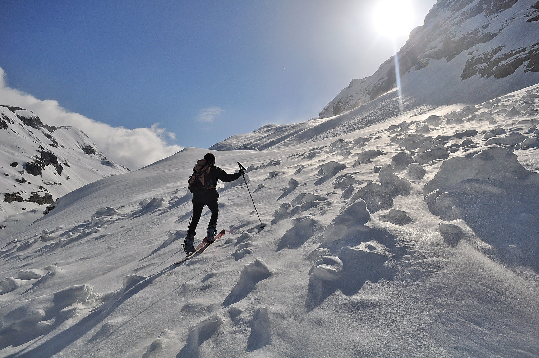 Glacier du Folly