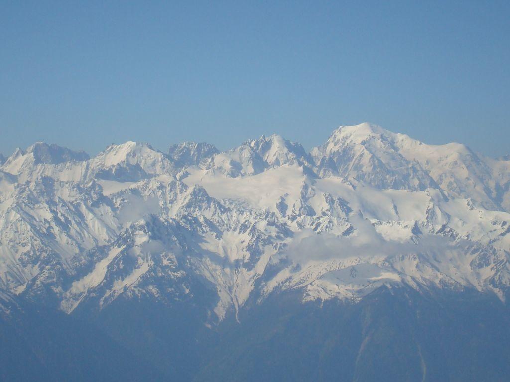 Pano Mt.Blanc