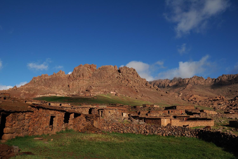 Azib Iriri, Djebel Sirouah