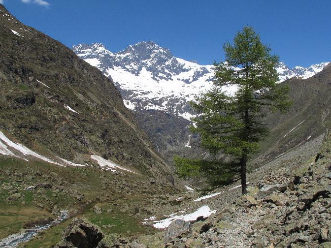 Les Rouies (3589 m)