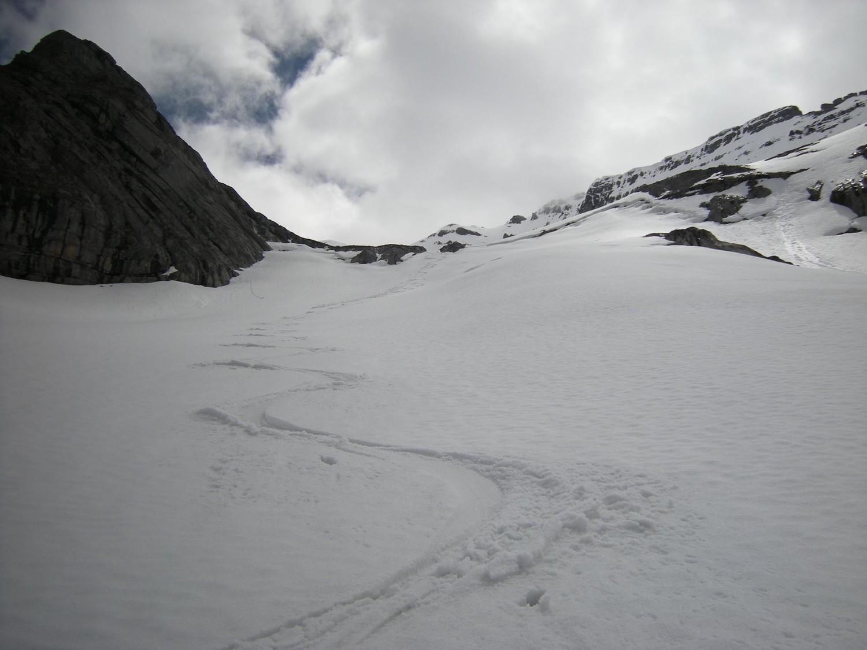 Tour Sallière/Dôme. Bon ski quand même!
