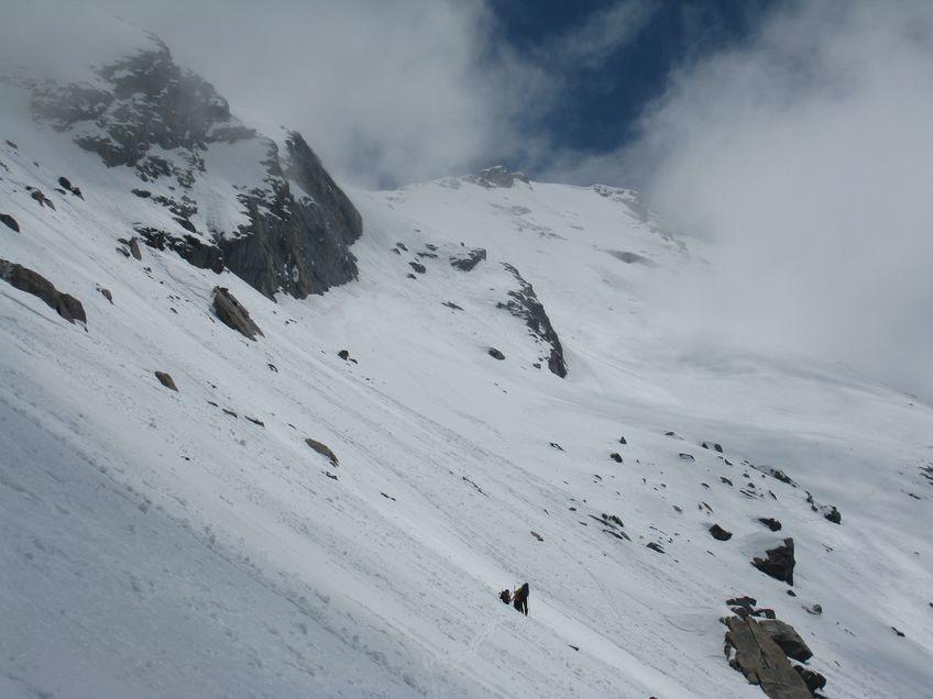 Traversée vers Rochemelon par le Mont Tour