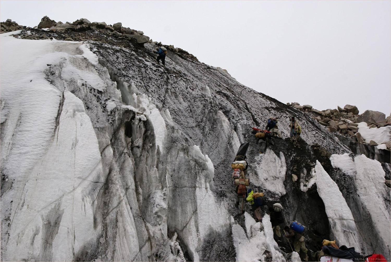 Khunyang Glacier...