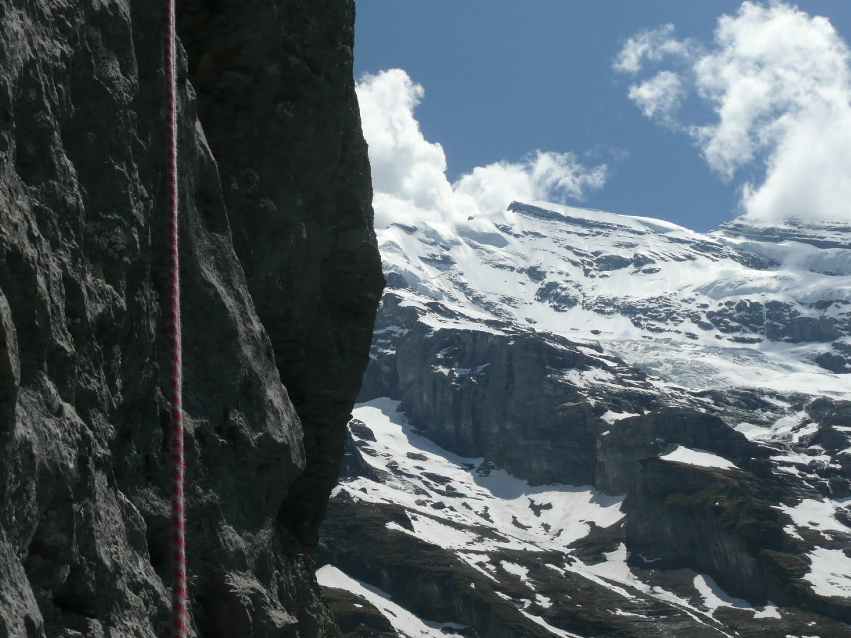 Vue sur le Doldenhorn