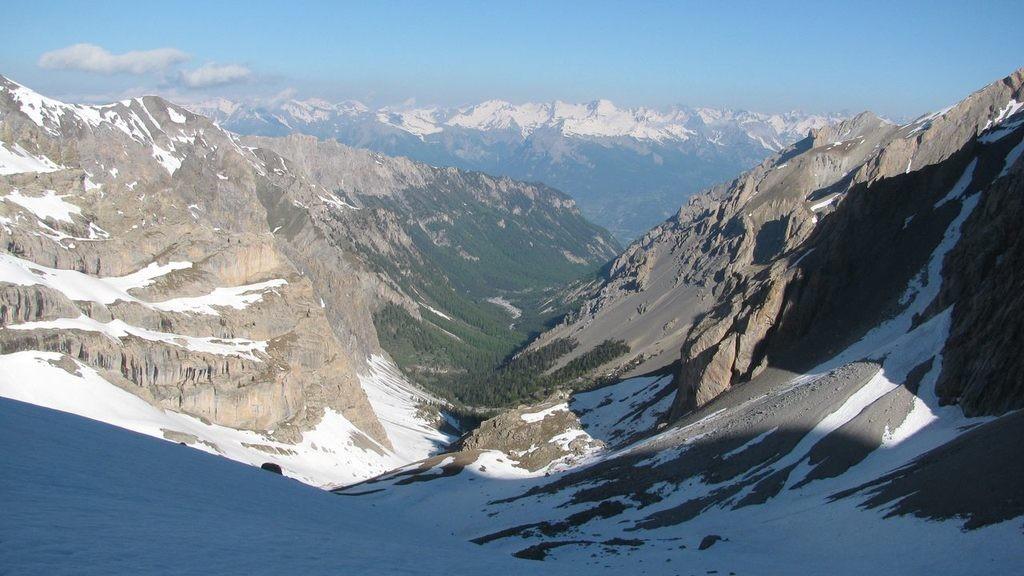Le Val d'Escrins