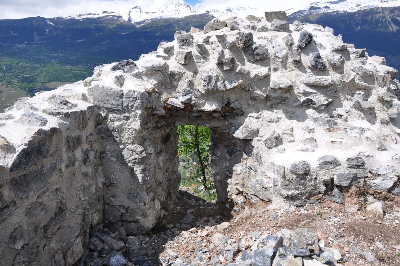 Ruine de Beauregard