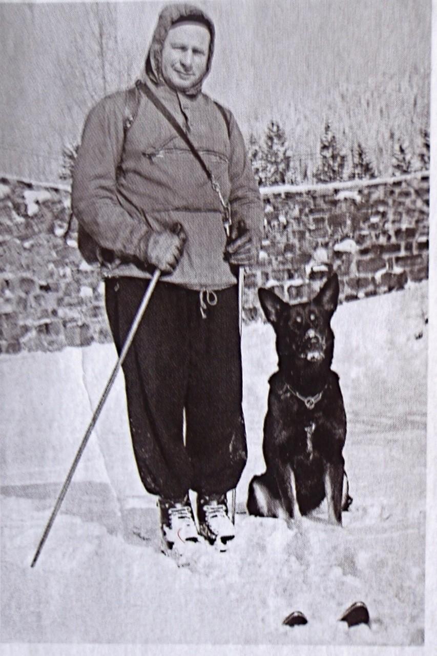 Ami Wisler et son chien Annette: deux sauveteurs dévoués et compétents