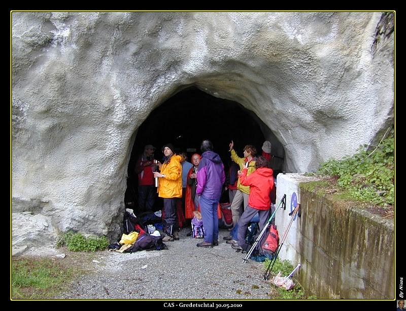 Tunnel de la Niwa