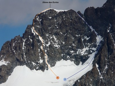 Couloir Young : (1)