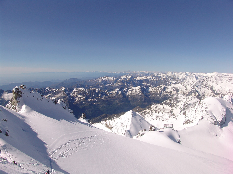 vue du sommet