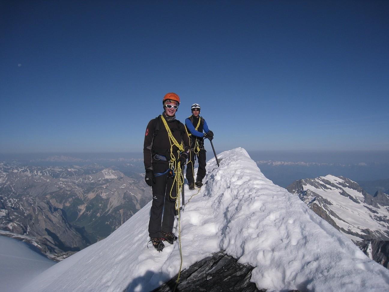 Gde Casse - J & J au sommet