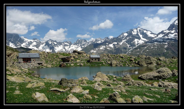 Refuge et Lac de Vallonpierre