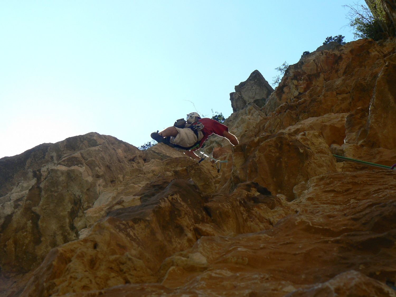 Superbe rocher de L3 (Jojo le bricoleur)