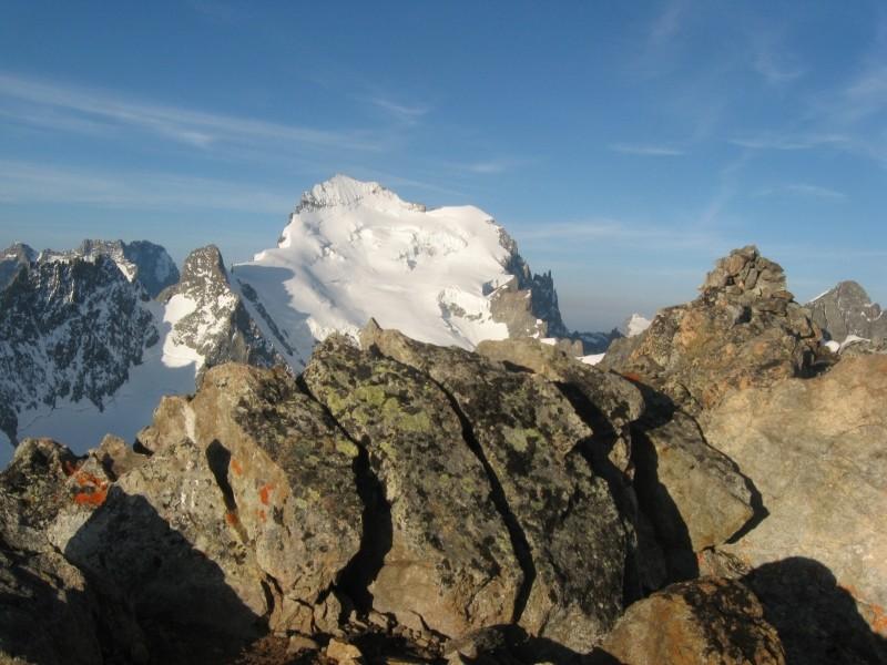 Roche Paillon : le sommet
