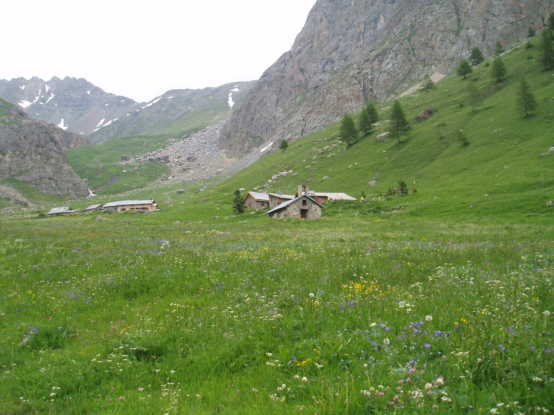 Hameau de l'Alpe du Lauzet