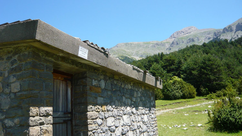 Cabane Santa Isabel
