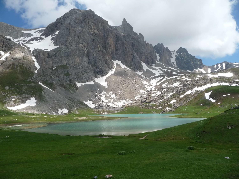 lac et pointe des cerces