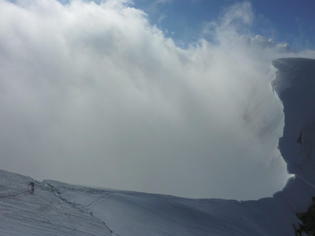 JUngfrau - Rottalsattel entre ombre et lumière