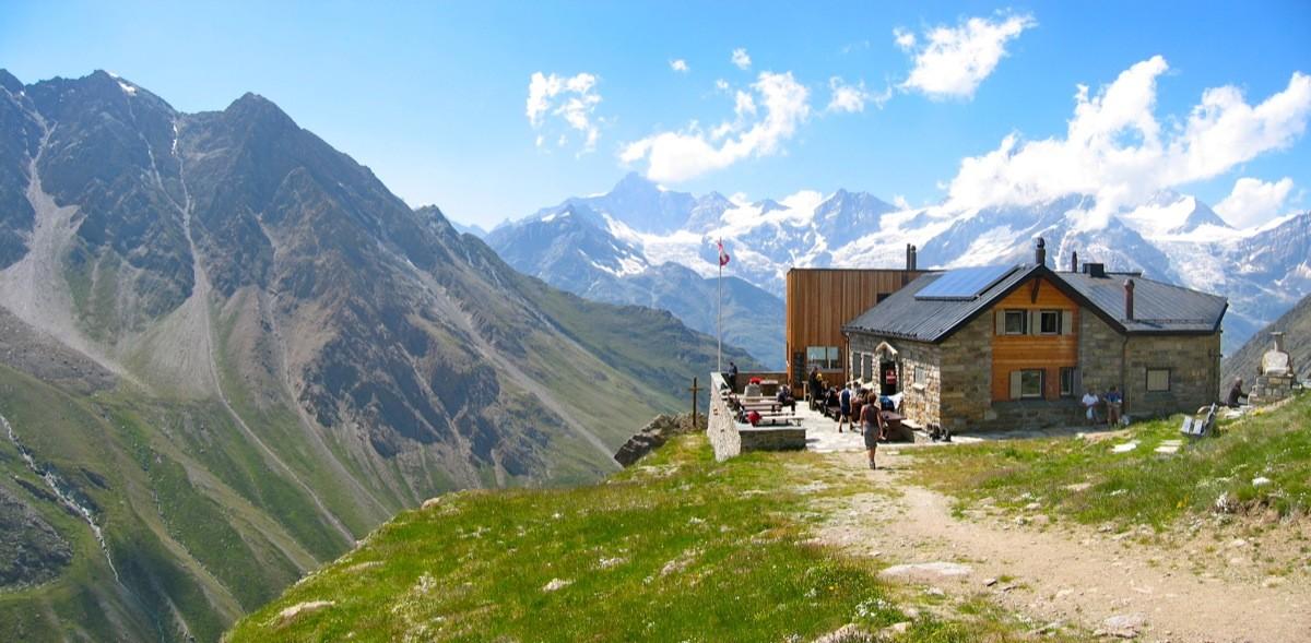 Täschhütte