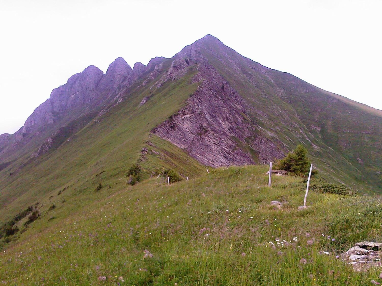 Arête S du Witteberghorn