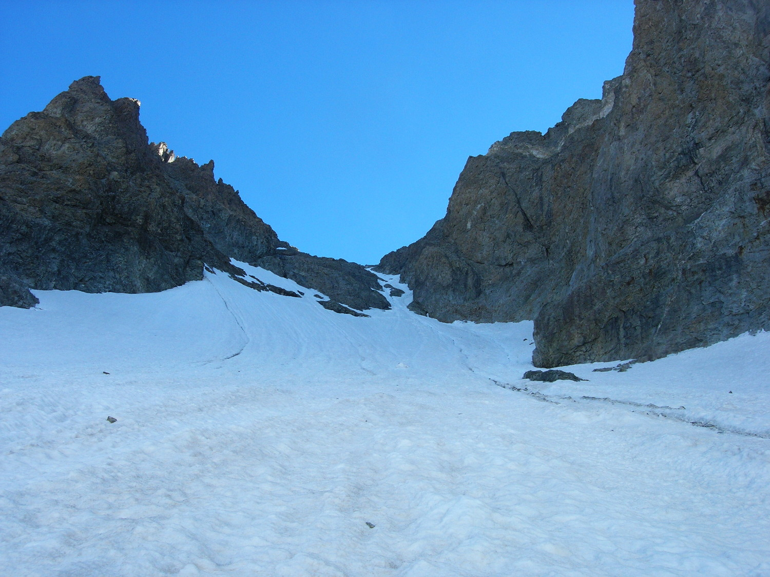 couloir coolidge