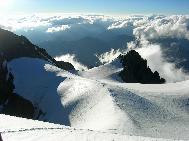 Glacier du Pelvoux