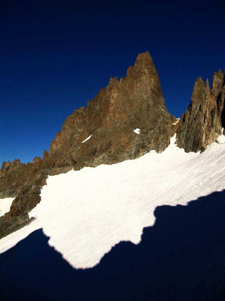 La Tour Choisy depuis le Col des Neiges